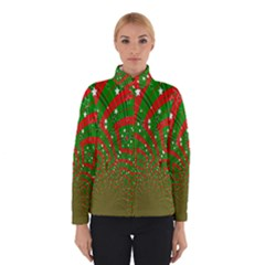 Background Abstract Christmas Pattern Winterwear