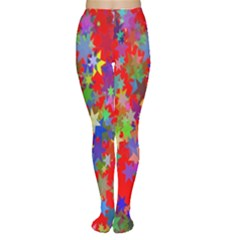 Background Celebration Christmas Women s Tights