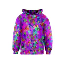 Background Celebration Christmas Kids  Pullover Hoodie