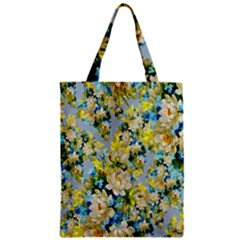 Background Backdrop Patterns Zipper Classic Tote Bag