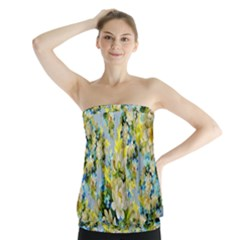 Background Backdrop Patterns Strapless Top