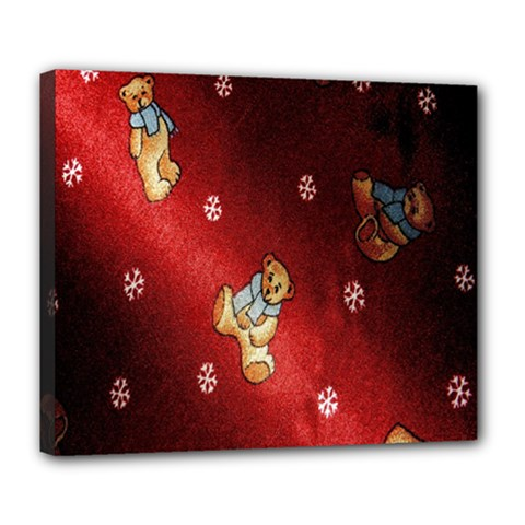 Background Fabric Deluxe Canvas 24  x 20