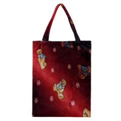 Background Fabric Classic Tote Bag