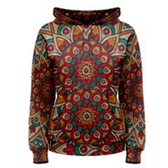 Background Metallizer Pattern Art Women s Pullover Hoodie