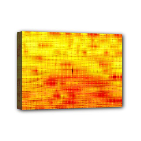 Background Image Abstract Design Mini Canvas 7  x 5