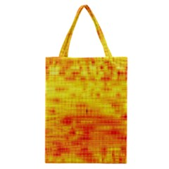 Background Image Abstract Design Classic Tote Bag