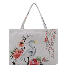 Background Scrapbook Paper Asian Medium Tote Bag