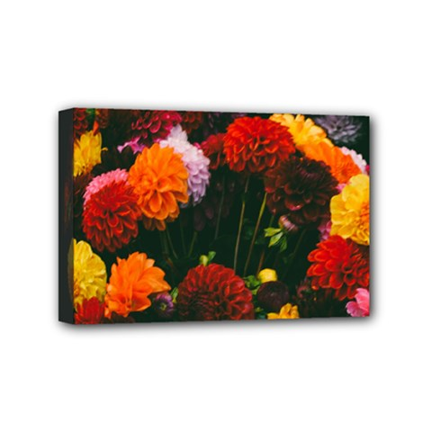 Beautifull Flowers Mini Canvas 6  x 4