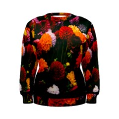 Beautifull Flowers Women s Sweatshirt