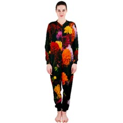 Beautifull Flowers OnePiece Jumpsuit (Ladies)