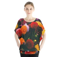 Beautifull Flowers Blouse