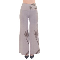 Background Vintage Drawing Sepia Pants