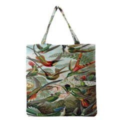 Beautiful Bird Grocery Tote Bag