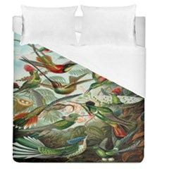 Beautiful Bird Duvet Cover (queen Size)