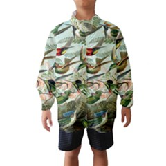 Beautiful Bird Wind Breaker (kids)