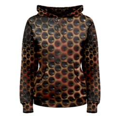 Beehive Pattern Women s Pullover Hoodie