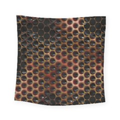 Beehive Pattern Square Tapestry (small)