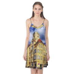 Berlin Friednau Germany Building Camis Nightgown
