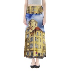 Berlin Friednau Germany Building Maxi Skirts