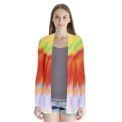 Blur Color Colorful Background Cardigans