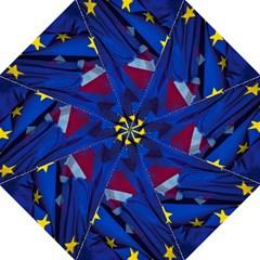 Brexit Referendum Uk Hook Handle Umbrellas (Medium)
