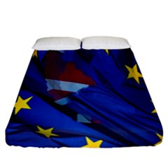 Brexit Referendum Uk Fitted Sheet (california King Size)