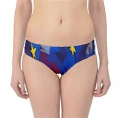Brexit Referendum Uk Hipster Bikini Bottoms