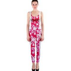British Flag Abstract Onepiece Catsuit