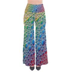 Bubbles Rainbow Colourful Colors Pants