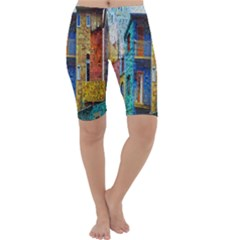 Buenos Aires Travel Cropped Leggings