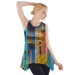 Buenos Aires Travel Side Drop Tank Tunic