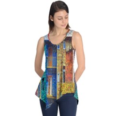 Buenos Aires Travel Sleeveless Tunic