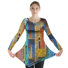 Buenos Aires Travel Long Sleeve Tunic
