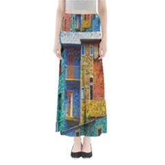 Buenos Aires Travel Maxi Skirts