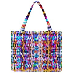 Bokeh Abstract Background Blur Mini Tote Bag