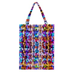 Bokeh Abstract Background Blur Classic Tote Bag