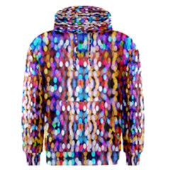 Bokeh Abstract Background Blur Men s Pullover Hoodie