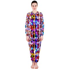 Bokeh Abstract Background Blur OnePiece Jumpsuit (Ladies)