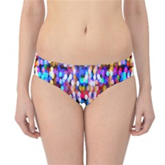 Bokeh Abstract Background Blur Hipster Bikini Bottoms