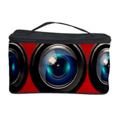 Camera Monitoring Security Cosmetic Storage Case