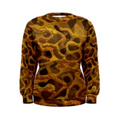 Camo Women s Sweatshirt