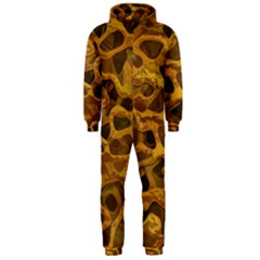 Camo Hooded Jumpsuit (Men)