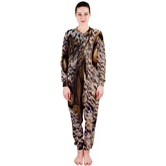 Butterfly Wing Detail OnePiece Jumpsuit (Ladies)