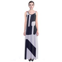 Car Auto Speed Vehicle Automobile Sleeveless Maxi Dress