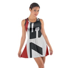 Car Auto Speed Vehicle Automobile Cotton Racerback Dress