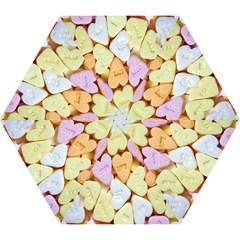 Candy Pattern Mini Folding Umbrellas