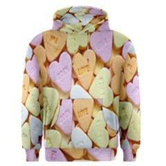 Candy Pattern Men s Pullover Hoodie