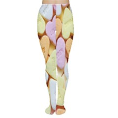 Candy Pattern Women s Tights
