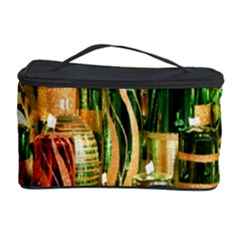 Candles Christmas Market Colors Cosmetic Storage Case