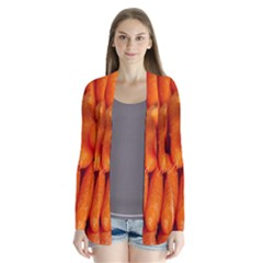 Carrots Vegetables Market Cardigans
